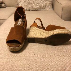 Steve Madden Wedged Sandals
